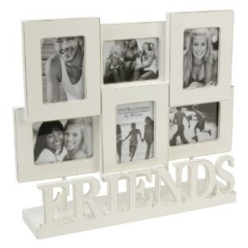 Juliana Friends Collage Photo Frame 2x3